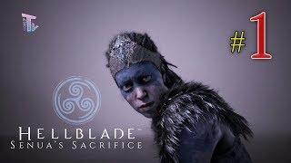 تختيم #1 : جواهر تلعب هيلبليد : تضحية سينوا Hellblade : Senua