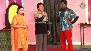 Kali Kurti De Thalay Pakistani Stage Drama Full Comedy Show