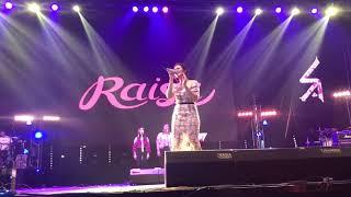 Raisa - Usai Disini (LIVE at SKYAVENUE 2017)