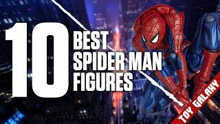 Top 10 Best Spider Man Action Figures   List Show #37
