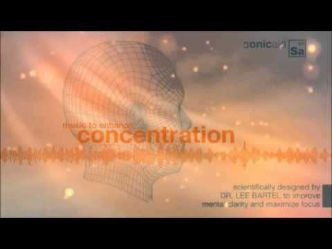 Sonicaid Music to Enhance Concentration HQ