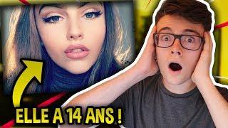 JE DEVINE L'ÂGE DES FILLES ! (Guess Her Age Challenge)