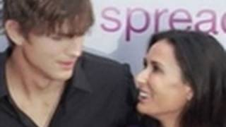 Ashton Kutcher Cheats on Demi Moore