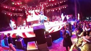 Los Tigres del Norte en el Festival Internacional del Globo 2016 (Video 360)