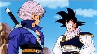 [DBZ]Trunks Meets Goku / Trunks rencontre Goku [FR-HQ]