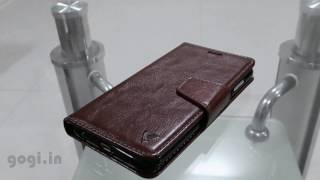 Ceego  Wallet Flip Cover review for Honor 8