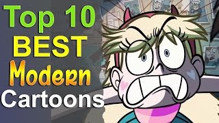 Top 10 Best Modern Cartoons