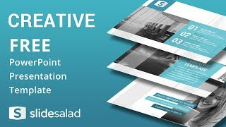 Creative Free Download PowerPoint Presentation Template