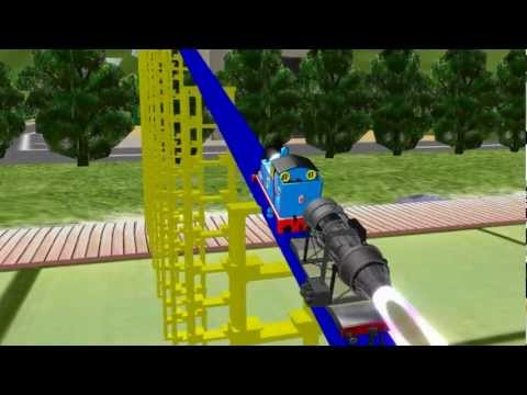 MMD Cup finals 8th Accidents Will Happen in MMD Thomas