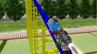 [MMD Cup finals 8th]Accidents Will Happen in MMD[Thomas]