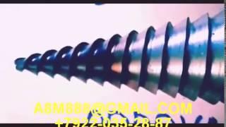 Wood splitter screw cone
