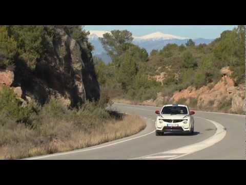 Nissan Juke Nismo new video