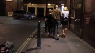 Billie Piper and Laurence Fox night out in London 1