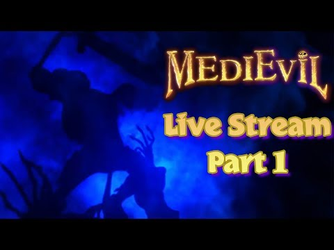 Xxx Mp4 Well Well He S Back MediEvil PS1 Part 1 LIVE STREAM 3gp Sex