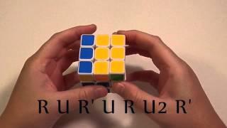 OLL Training Episode 1 [Sune and Anti-Sune]