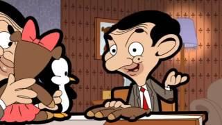 Mr. Bean (Cartoon) Episode 9.