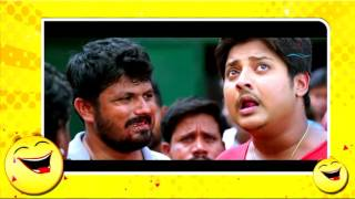 LOVE STATION | All Comedy Scenes Part 3 | Papu Pam Pam, Babusan Odia Movie Comedy Scene