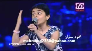 ذافويس كيدز     المواجهة    ميرنا و محمد وتارا