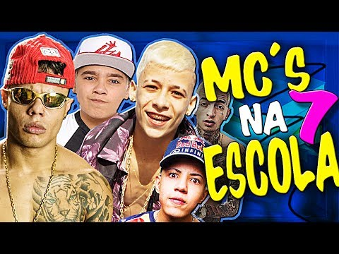 MC´S NA ESCOLA 7 (Mc Lan, Mc Guimê, Mc Pedrinho, Mc Pikachu, Mc Don Juan, Mc Davi,...)