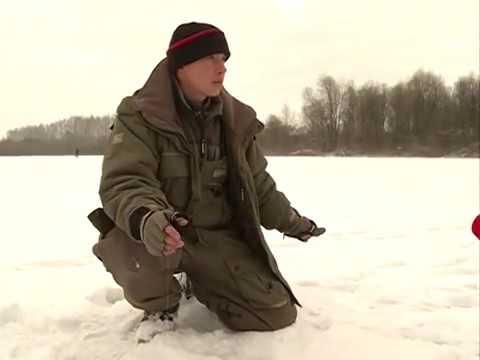 передача рыбалка на жерлицы