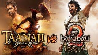 Ajay Devgn's Taanaji All Set To BEAT Baahubali 2