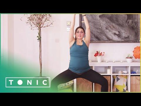Xxx Mp4 Pregnancy Yoga Strength Stability 3gp Sex