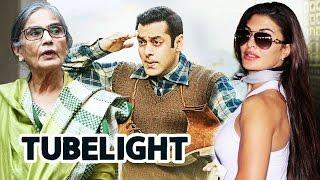 Salman's Mom Salma Khan Is A Part Of Tubelight, Jacqueline Fernandez REJECTS Salman Khan's Film