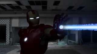 Iron Man dispara Agustin Iglesias