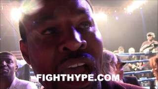 SHANE MOSLEY SAYS GENNADY GOLOVKIN IS THE BEST AT 160; TALKS FUTURE CANELO VS. GGG CLASH