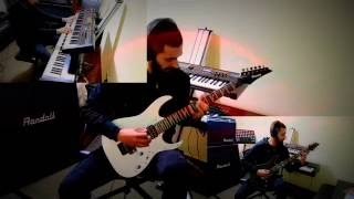 Moonspell   Scorpion Flower   Guitar and Keyboard Cover By Carlos Preto