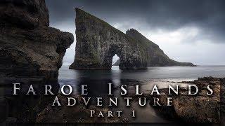 Faroe Islands Adventure Part 1   Journey To Drangarnir