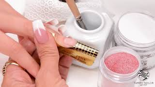❤ Chit Chat | Suede Nails- Chunky Dazzle Rocks- Dazzle Stones | How To | Tammy Taylor