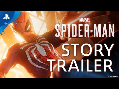 Xxx Mp4 Marvel's Spider Man – SDCC 2018 Story Trailer PS4 3gp Sex