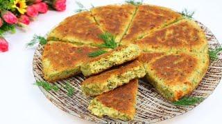 لو عندك بيضة وشوية دقيق في 10 دقائق حضري فطائر المقلاة التركية القطنية وجبة فطور او عشاء مع رباح