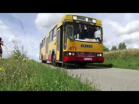 Pożegnanie Jelczy PR110 w MPK Rzeszów