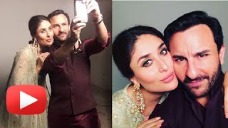 Kareena Kapoor Saif Ali Khan First Royal Photoshoot Post Pregnancy