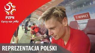 Prezes Piszczek, pompki na jednej ręce i oglądanie