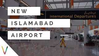 NEW ISLAMABAD INTERNATIONAL AIRPORT Full Review | Departures, Arrivals, Approach