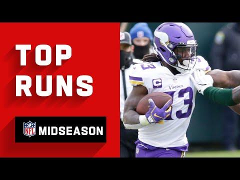 Top Runs Midseason NFL 2020 Highlights