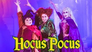 Hocus Pocus Villain Spelltacular 2018 Full Show - Mickey