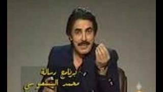 مقطع قديم ومضحك من تلفزيون الكويت - دلدق -