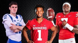 2019 NFL Draft QB prospects: Kyler Murray, Dwayne Haskins, Daniel Jones   NFL on ESPN