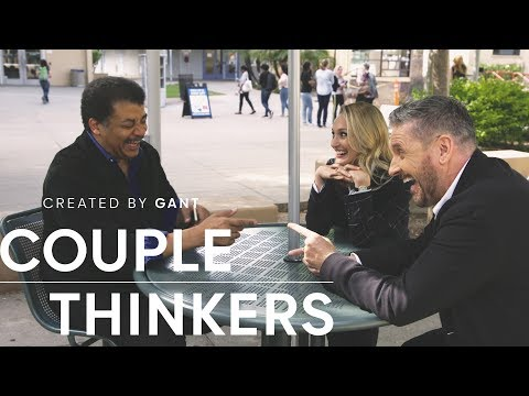 Neil deGrasse Tyson When do we have to leave this planet Couple Thinkers EP 2
