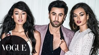 Chill With Ranbir Kapoor At Our Craziest After Party | Photoshoot Behind-the-Scenes | VOGUE India