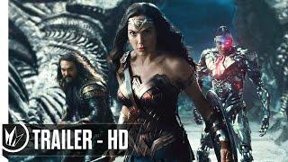 Justice League Official Trailer #1 (2017) Ben Affleck, Henry Cavill -- Regal Cinemas [HD]