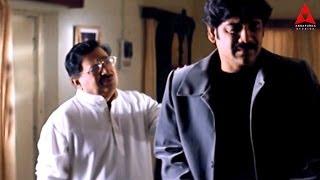 Nagarjuna Comes to Know Anshu Dead Sentiment Scene || Manmadhudu Movie