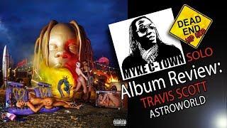"""Travis Scott """"Astroworld"""" Review   DEHH"""