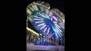 The wipeout at south ms fair