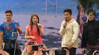 Meant to Be: Meant to Be Cast sings
