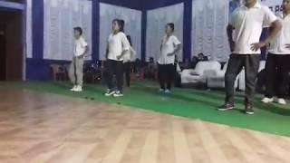 Hiudo ko Gham jhalala Christmas dance